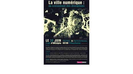 3 ans d'IMUalpha – La ville numérique : au croisement des disciplines   IMUalpha   Ambiances, Architectures, Urbanités   Scoop.it