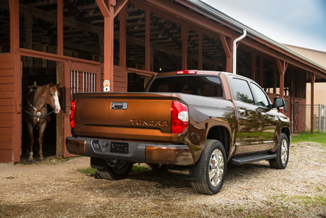 Toyota Tundra Chief Mike Sweers – Hay Farmer Press Release | Toyota Tacoma | Scoop.it