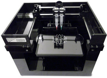 3D Printer that prints in Chocolate now available!   3D Printing is the Future   DIY Manufacturing / 3d Printing   Scoop.it
