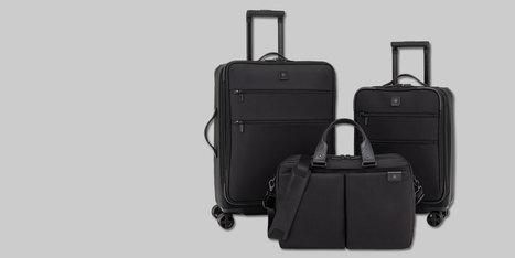 Blog - Victorinox Lexicon Reisegepäck-Kollektion - Koffer und Taschen online kaufen bei World of Bags   Reisegepäck   Scoop.it