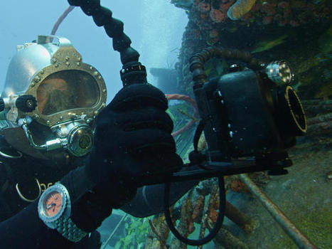 Deep thoughts from aquanauts: Meet the Mission 31 undersea team - CNET | Diving the Keys | Scoop.it