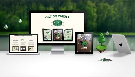 Le renouveau du print grâce à la réalité augmentée? | Digital marketing in physical world | Scoop.it