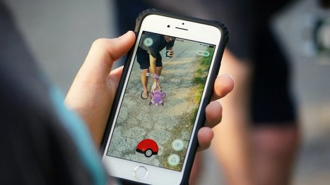 Pokemon Go... and Global Success Skills? | Teaching Innovations Newsletter | Scoop.it