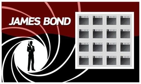 James Bond Quiz | 4 in a Row | QuizFortune | Quiz Related Biz - Social Quizzing and Gaming | Scoop.it