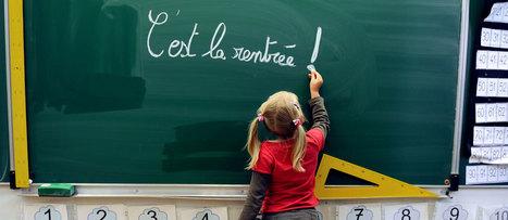Tablettes, haut débit... Ce qui change dans les classes à la rentrée - Société - MYTF1News | Les parents au défi du numérique à l'école | Scoop.it