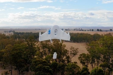 Google Drones Lift Industry Hopes   The Robot Times   Scoop.it