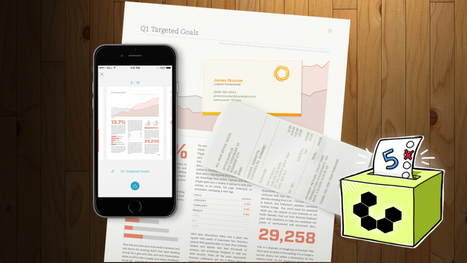 Five Best Mobile Document Scanning Apps | digital marketing strategy | Scoop.it