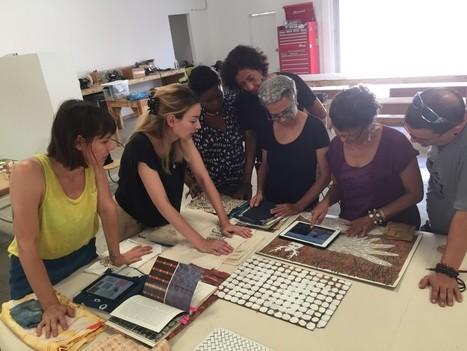 Parsons Teams with Donna Karan to Bolster Haiti's Artisan Community | Haitian Education | Scoop.it