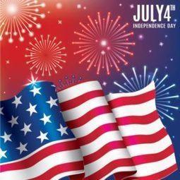 Remembering July 4th at Framed Guidons - Framed Guidons | Social Media Posting | Scoop.it