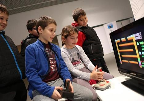 Le jeu vidéo remonte le temps à la médiathèque à Saint-Raphaël   HiddenTavern   Scoop.it