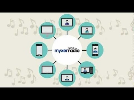 Listen with your Facebook Friends – In Real Time – with Myxer | MUSIC:ENTER | Scoop.it