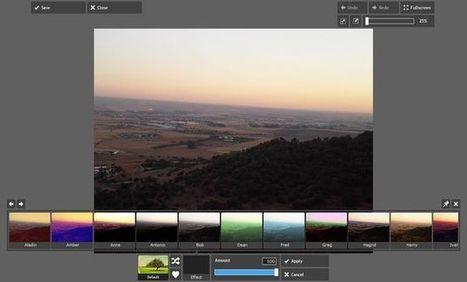 Pixlr Express, impresionante herramienta online gratuita para edición fotográfica | Edu-Recursos 2.0 | Scoop.it