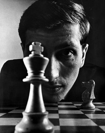 colin j morris | legrandcirque: Bobby Fischer. Photograph by... | Amazing Rare Photographs | Scoop.it