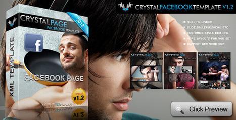 26 Ultimate Premium Facebook Page Templates   26 Ultimate Premium Facebook Page Templates   Scoop.it