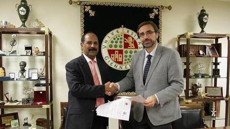 Las universidades de Jaén y Asuán colaborarán en materia de arqueología | Egiptología | Scoop.it