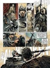 Galkiddek : vengeance en heroic fantasy - Yozone   Heroic fantasy   Scoop.it