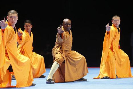 «Je suis le premier Africain moine Shaolin» | Merveilles - Marvels | Scoop.it