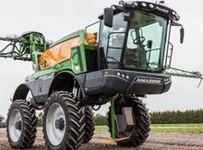Neuer Amazone Pantera 4502 mit mehr Bodenfreiheit   agrar   Scoop.it