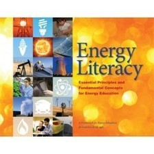 Energy Literacy: Essential Principles & Fundamental Concepts for Energy Education [High-Resolution Booklet] - Other - Products | the greenSTEM classroom | Scoop.it