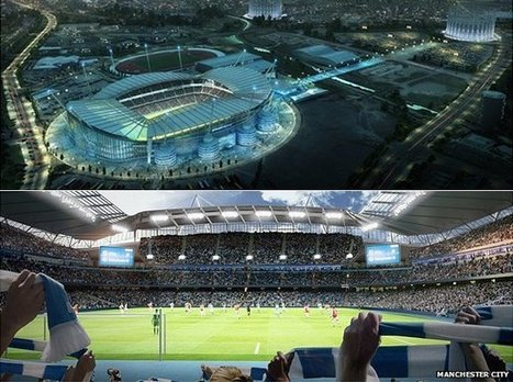 Man City stadium expansion approved | AQA BUSS1 and AQA BUSS2 | Scoop.it