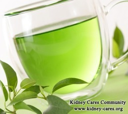 Can People In CKD 3 Drink Green Tea_Kidney Cares Community | Organic Tea For health | Scoop.it