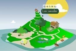 La Isla de las letras | Educación inicial | Scoop.it