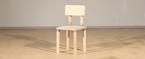 DRM Chair Only Works 8 Times - Gadgets and Gizmos | ARDUINO pour les grands débutants | Scoop.it