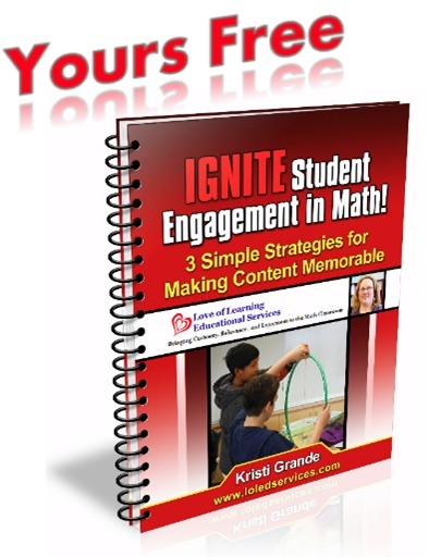 Love of Learning Educational Services | IGNITE Student Engagement in Math! | Scoop.it