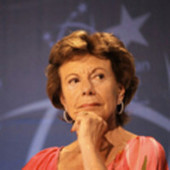 "La lettera ai parlamentari italiani di Neelie Kroes per far approvare l'agenda digitale | L'impresa ""mobile"" 
