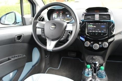 2015 Chevrolet Spark EV To Go On Sale In Maryland This Spring | Electric Cars in the UK | Scoop.it