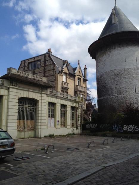 A Rouen, une maison de 1915, « déplacée » pour construire un hôtel de luxe | Ouï dire | Scoop.it