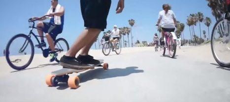 Yuneec E-go : le skateboard de demain | Hightech, domotique, robotique et objets connectés sur le Net | Scoop.it