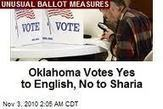 CAIR asks Oklahoma Governor NOT to sign the anti-sharia bill. BNI Readers, you know what to do. | Restore America | Scoop.it