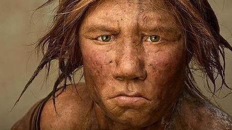 Los humanos éramos cuatro especies que se aparearon entre sí | Reflejos | Scoop.it