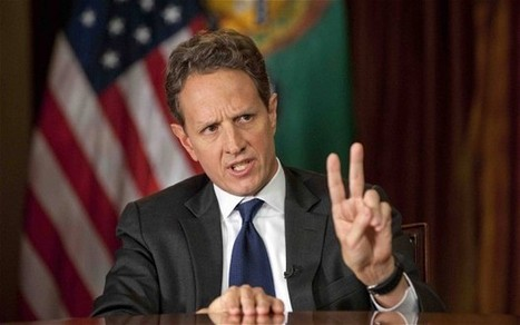 Tim Geithner reveals in the raw how Europe's leaders tried to commit financial suicide - Telegraph | Algorithmic Trading and Market Microstructure | Scoop.it