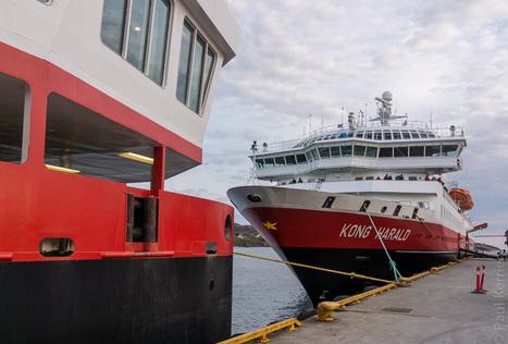 Hurtigruten : reportage de Mer & Marine à bord du MS Kong Harald | Arctique et Antarctique | Scoop.it