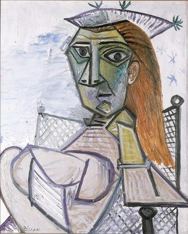 El arte en Francia, con Picasso, y Tàpies, exposiciones del ... | Dibujo Técnico a través del arte. Arte a través del Dibujo Técnico. | Scoop.it