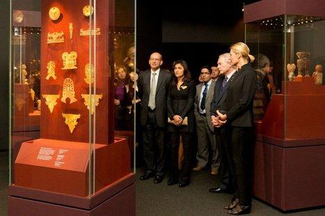 Exposición del Museo del Oro de Colombia en Londres bate records   El Espectador (Colombie)   Musées du monde et actualités sur le numérique   Scoop.it