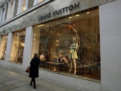 Vendas comparáveis de dona da Louis Vuitton crescem 7% | LouisVuitton | Scoop.it