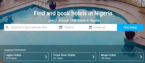 Mobile bookings dominate for Nigeria's hotels | ALBERTO CORRERA - QUADRI E DIRIGENTI TURISMO IN ITALIA | Scoop.it