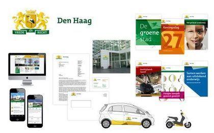 Nieuwe huisstijl Den Haag onthuld | Bureau: Ontwerpwerk | E-publishing | Scoop.it