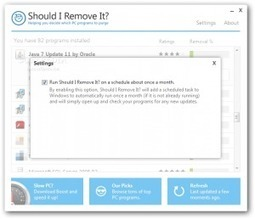 Should I Remove It?- App to Clean Your PC of Junk | Top Free Web Services | Scoop.it