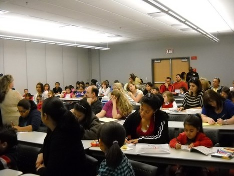 Las Vegas Parents Get Fired Up for Education | ED.gov Blog | College & Career Readiness for ALL Students | Scoop.it