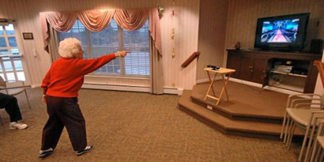 Microsoft Kinect predicts older adults loss of balance and prevents falling risks | KINECT APPS - GAMES | Scoop.it