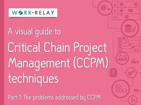 [Recommended] 76 page guide to CCPM Part 1: The problems addressed by CCPM by Johnathan Sapir | Work-Relay | Critical Chain Project Management | Scoop.it