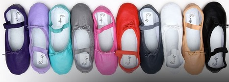 Ballet shoes for Pilates? | Incidental Music | Scoop.it