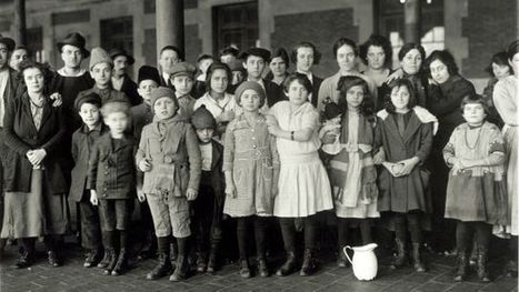 Child Migrants Have Been Coming to America Alone Since Ellis Island | Blog | BillMoyers.com | Geography | Scoop.it