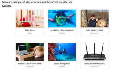 10 techniques insolites pour trouver des idées de sites de niche | Entrepreneurs du Web | Scoop.it