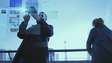 Un court métrage pour prendre un peu de recul sur les données numériques   Geeks   Scoop.it