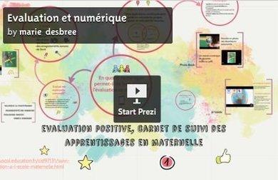 Pratiques d'évaluations innovantes en maternelle avec le numérique. Parcours et apprentissage | ENT | Scoop.it